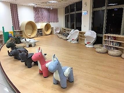 蘆洲兒童親子分館108年環境改善圖1