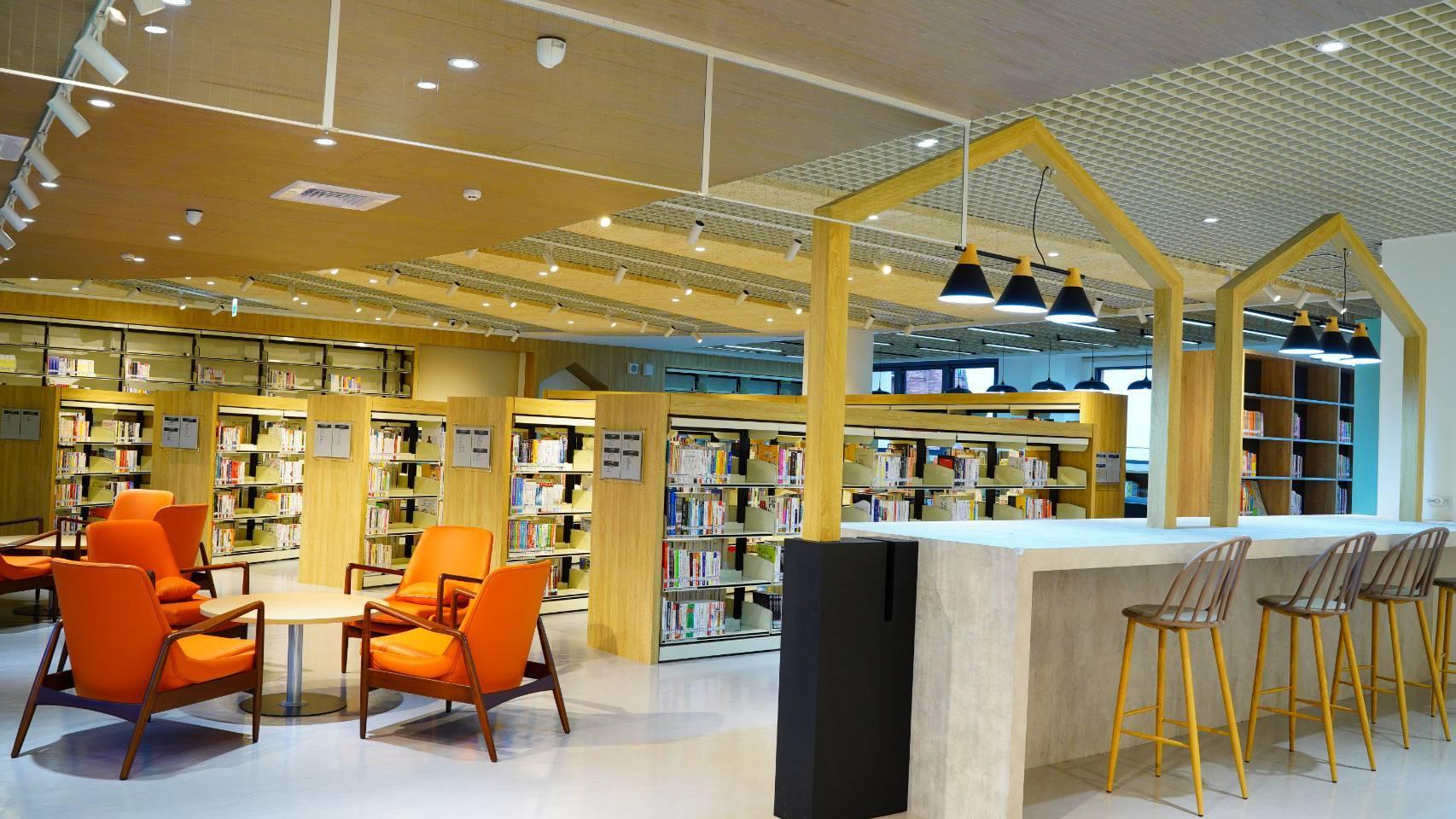 109年度辦理成果-西林圖書閱覽室4
