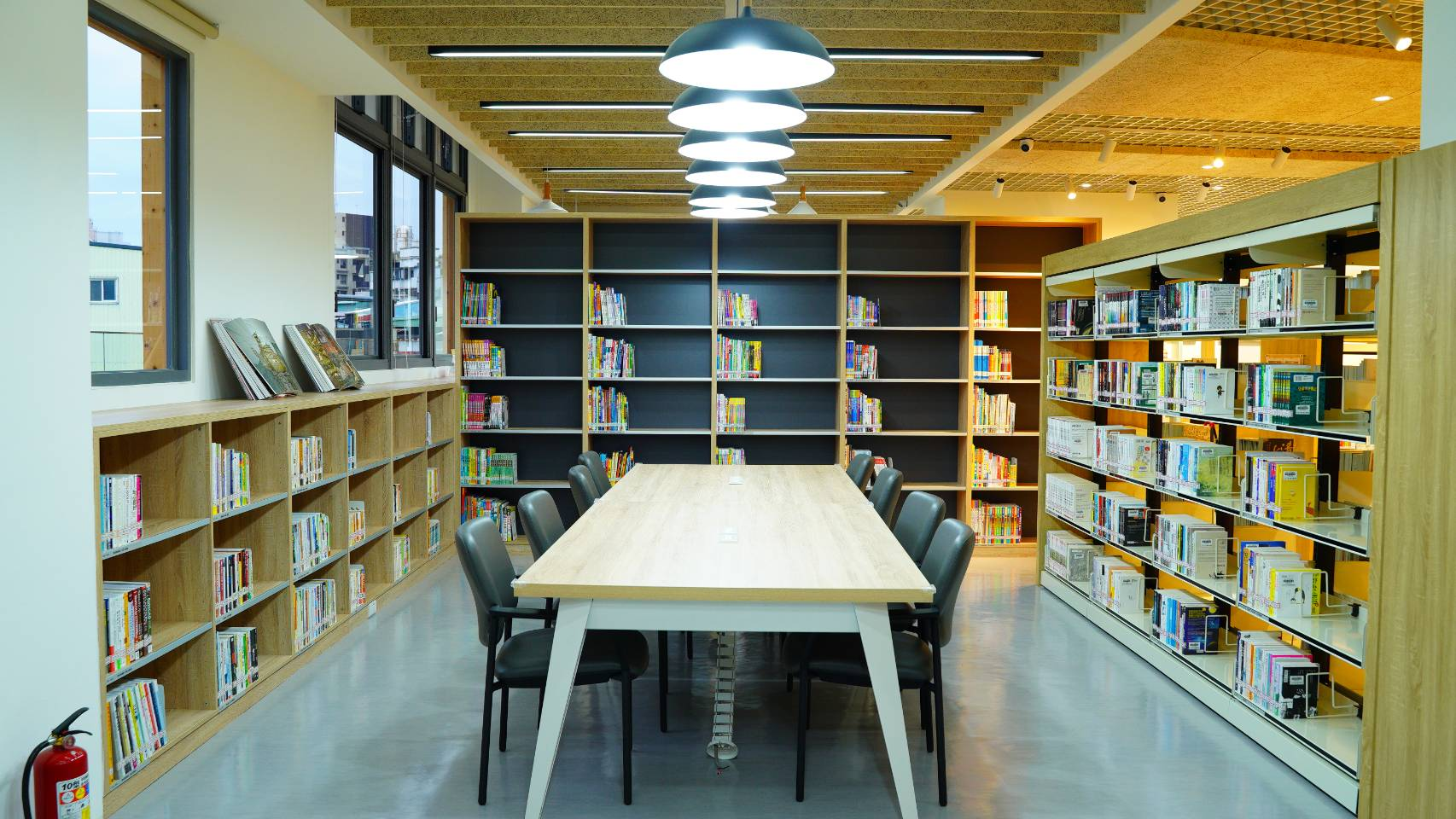 109年度辦理成果-西林圖書閱覽室5